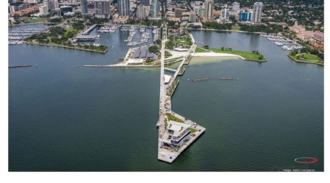 Walks: St. Pete Pier – St. Petersburg, Florida (4K)