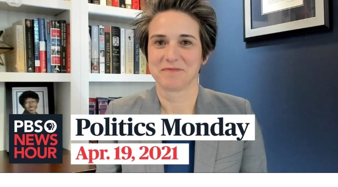 Politics Monday: Tamara Keith And Amy Walter On Infrastructure Plan (PBS)