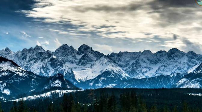 Views: 'Tatra Mountains' – Eastern Europe (4K Video)