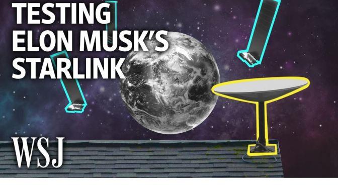 Analysis: Will Elon Musk's 'Starlink' Improve Rural Internet Service? (Video)