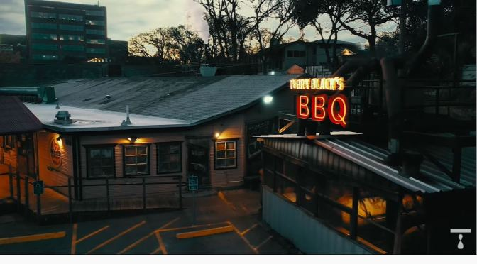 Texas Food: Dry-Rub, Pit Smoked Barbecue (Video)