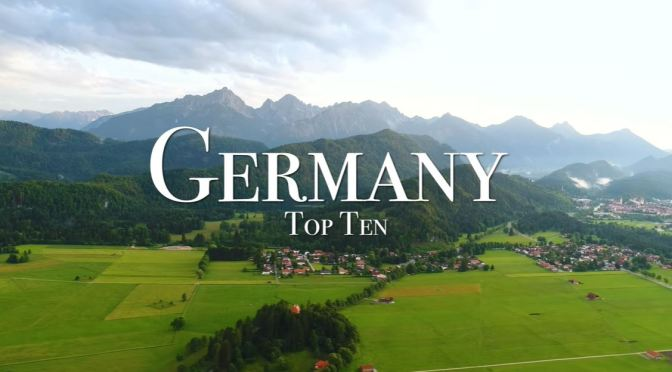 Travel Tour: 'Top Ten Places To Visit In Germany'
