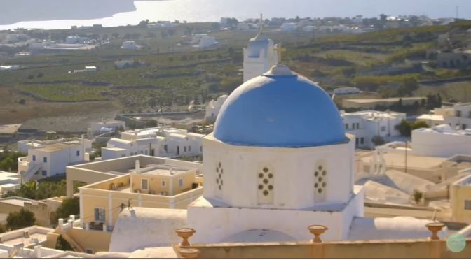 Islands: The Unknown Rural Side Of Santorini