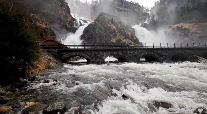 Nordic Views: 'Hardanger Waterfalls – Norway' (4K)