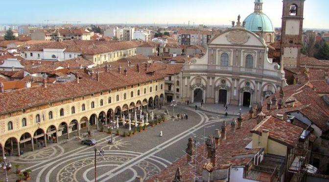 City Views: 'Vigevano – Northern Italy' (4K)