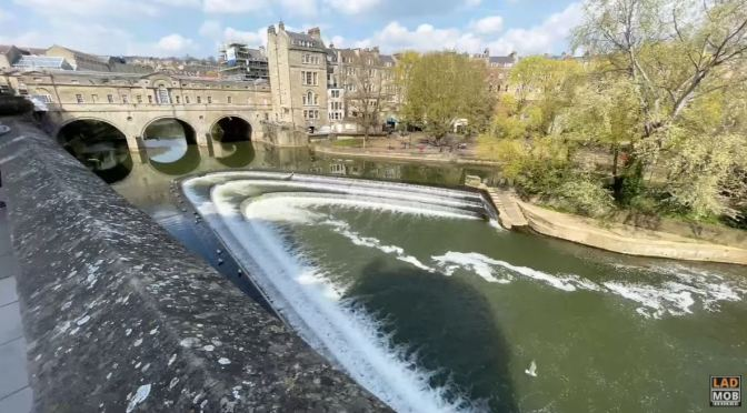 Walking Tour: 'Bath – Somerset, England'