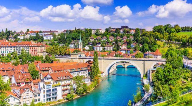 Walking Tours: 'Bern – Switzerland' (4K Video)