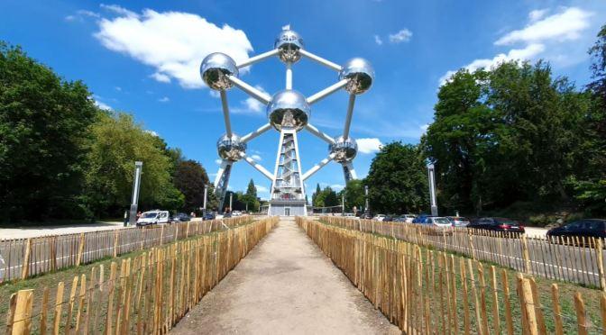 Walking Tour: Brussels – Northern Belgium (4K)