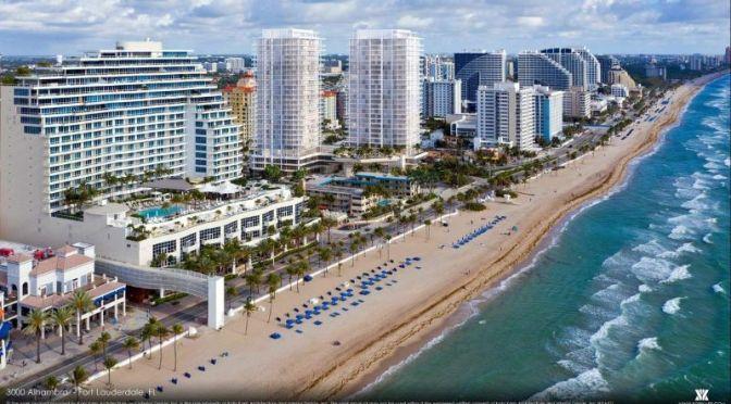Walks: 'Fort Lauderdale – South Florida' (4K Video)