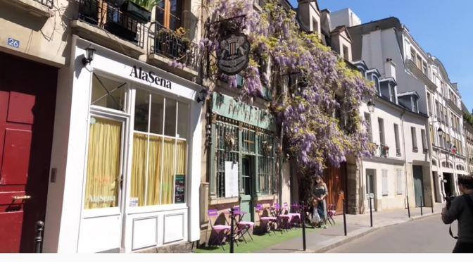 Walks: Île de la Cité In Paris, France (Video)