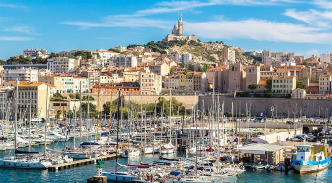 Walking Tours: Marseille – South Of France (4K Video)