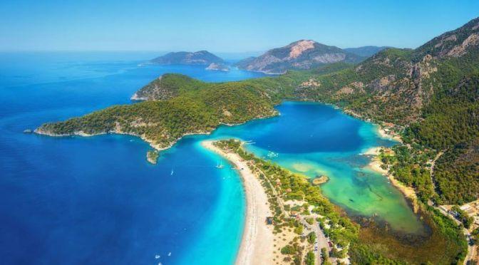 Beach Walks: 'Ölüdeniz – Southwest Turkey' (4K)