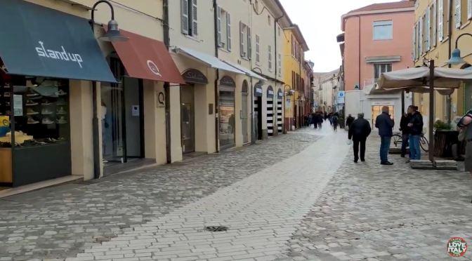 Walking Tour: 'Ravenna – Northwestern Italy' (4K)