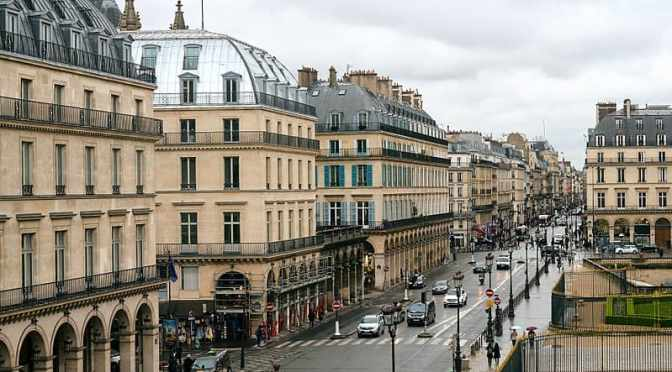 Walks: 'Rue De Rivoli' – Central Paris, France (4K)