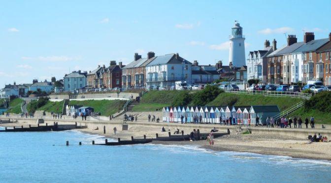 Seaside Walks: 'Soutwold – Southeast England' (4K)