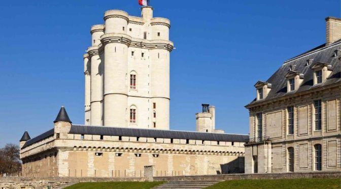 Walks: 'Vincennes – Northern France' (4K)
