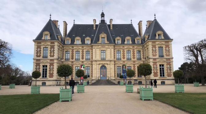Walking Tour: 'Château de Sceaux' – Paris, France