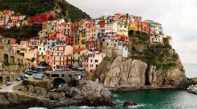 Walking Tours: 'Manarola – Cinque Terre, Italy' (4K)