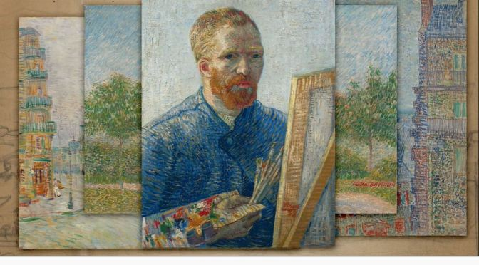 Profiles: Dutch Painter Vincent Van Gogh (Video)
