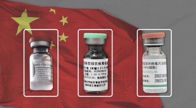 Covid-19: Why China May Mix & Match Vaccines (WSJ)