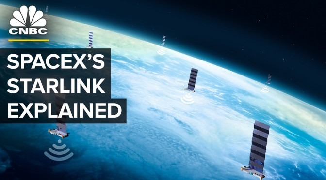 Internet Service: Spacex's 'Starlink' Explained (Video)