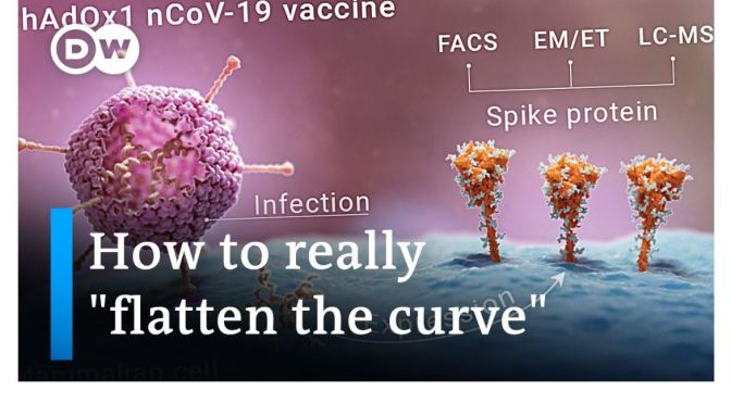 Covid-19 Vaccines: How It Will 'Flatten The Curve'