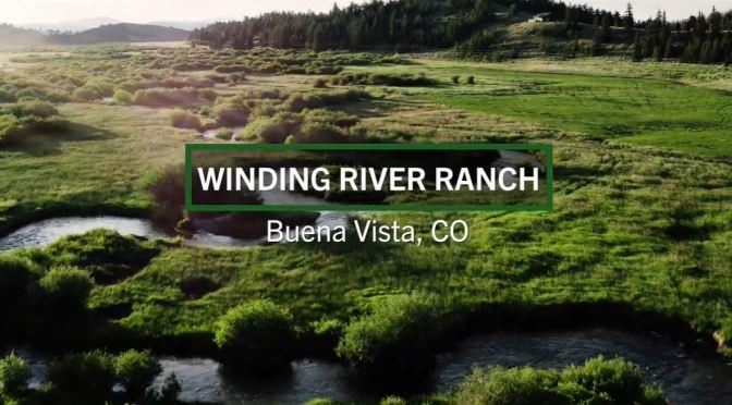 Views: 'Winding River Ranch – Colorado' (Video)