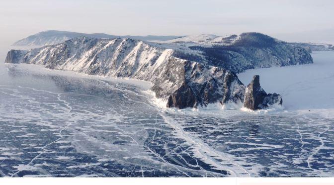 Winter Views: 'Lake Baikal – Siberia, Russia' (2K Video)