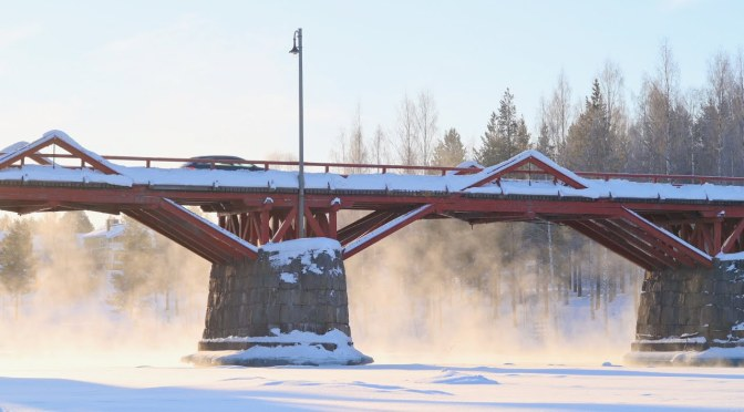 Winter Views: 'Skellefteå – Northeast Sweden' (Video)