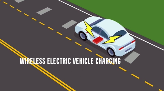 Future Driving: Wireless Electric Vehicle Charging