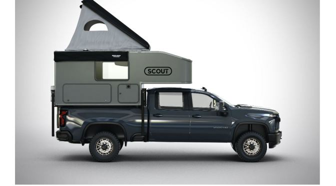 Design: Top 10 Innovative Pickup Truck Bed Campers