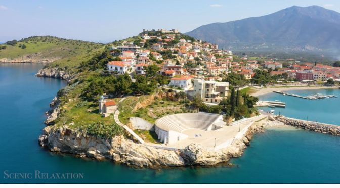 Views: The Coastlines And Landscapes Of 'Greece' (4K)