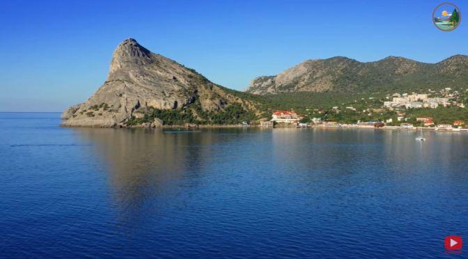 Aerial Views: 'Crimea Peninsula' (4K Video)