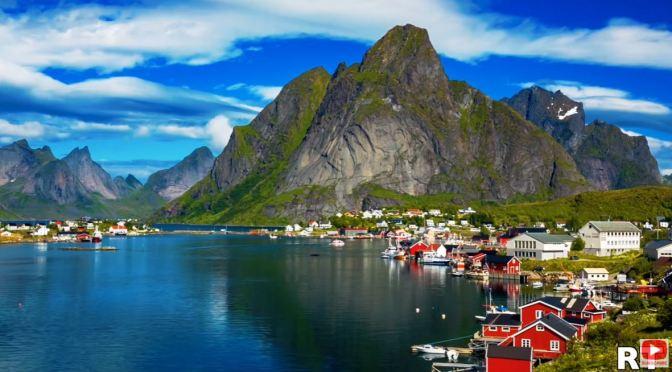 Aerial Views: Norway – Coastlines & Landscape