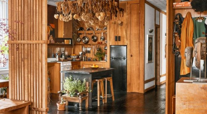 Design Views: The Appeal Of 'All-Wood Kitchens'