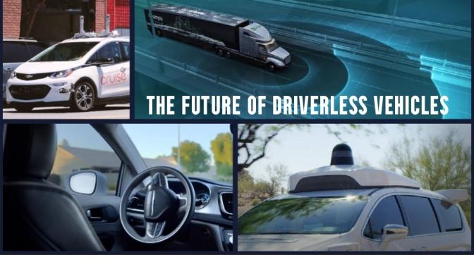 Analysis: The Future Of Driverless Vehicles (WSJ)