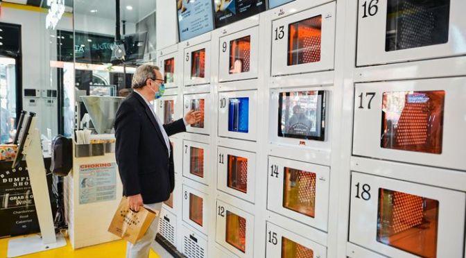 Innovation: 'Brooklyn Dumpling Shop' Rolls Out 'Automat' Food Service