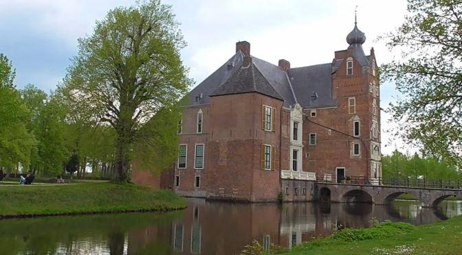 Views: Cannenburg Water Castle -The Netherlands