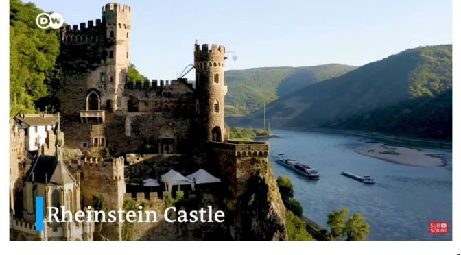River Views: Castles Of The Rhine Valley, Germany