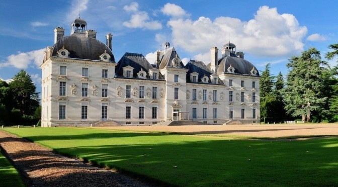 French Estates: 'Cheverny Chateau' – Loire Valley