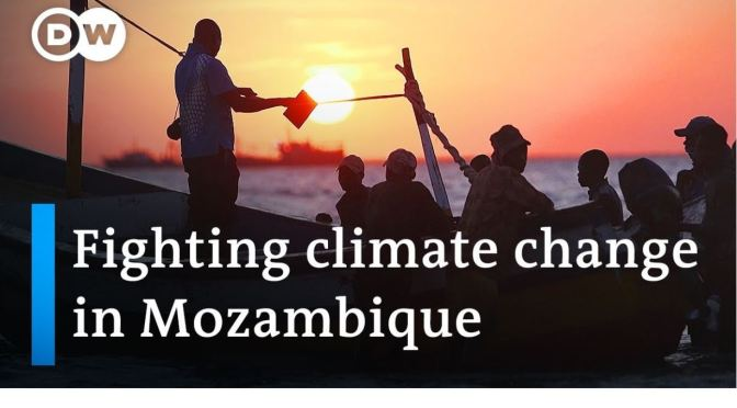 Climate: Mozambique Builds Green Areas To Curb Cyclone Flooding