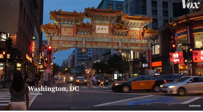 Culture & Design: The 'Chinatown' Style In Cities