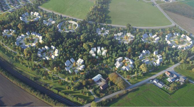 Green Housing: 'Nature Village' – Denmark (Video)