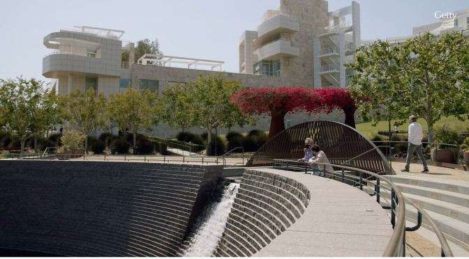 Los Angeles Views: Getty Center & Museum Reopens