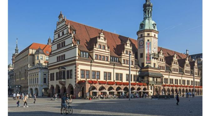 Guided Tours: Leipzig – Northeast Germany