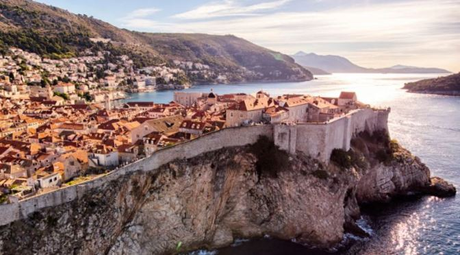 Guided Tours: Dubrovnik, Southern Croatia (Video)