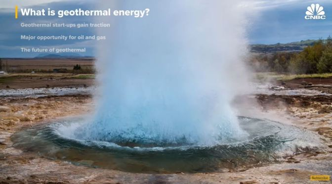 Analysis: The Future Of Geothermal Energy