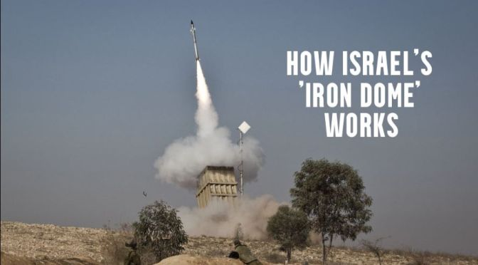 Military Analysis: How Israel's 'Iron Dome' Works