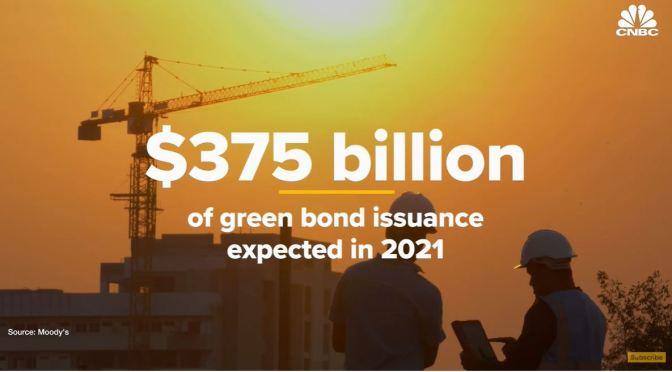 Finance: The $1 Trillion Market For 'Green Bonds'