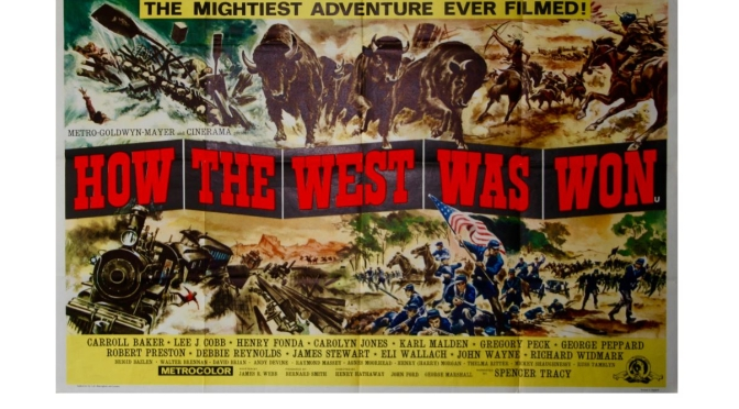 Great Movie Themes: 'How The West Was Won' (1962)